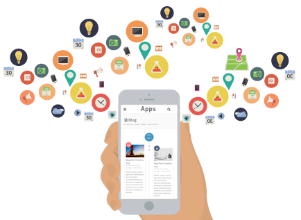 Ionic Apps Development in Udaipur